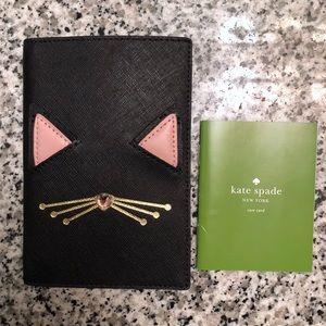 Kate Spade Jazz Things Up Cat Wallet
